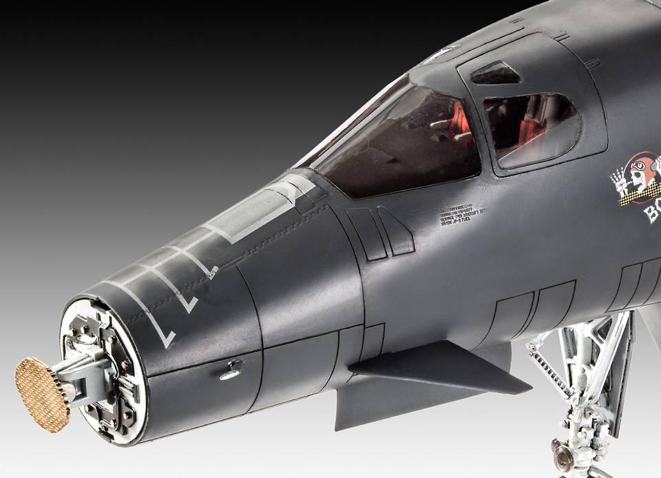 Revell-B-1B-Nase