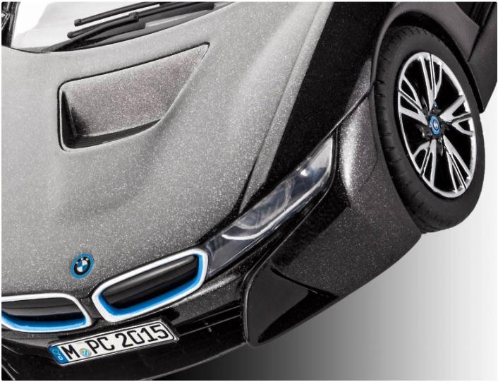 Revell-BMW-i8-Front