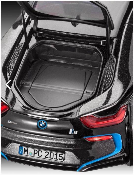 Revell-BMW-i8-Heckklappe