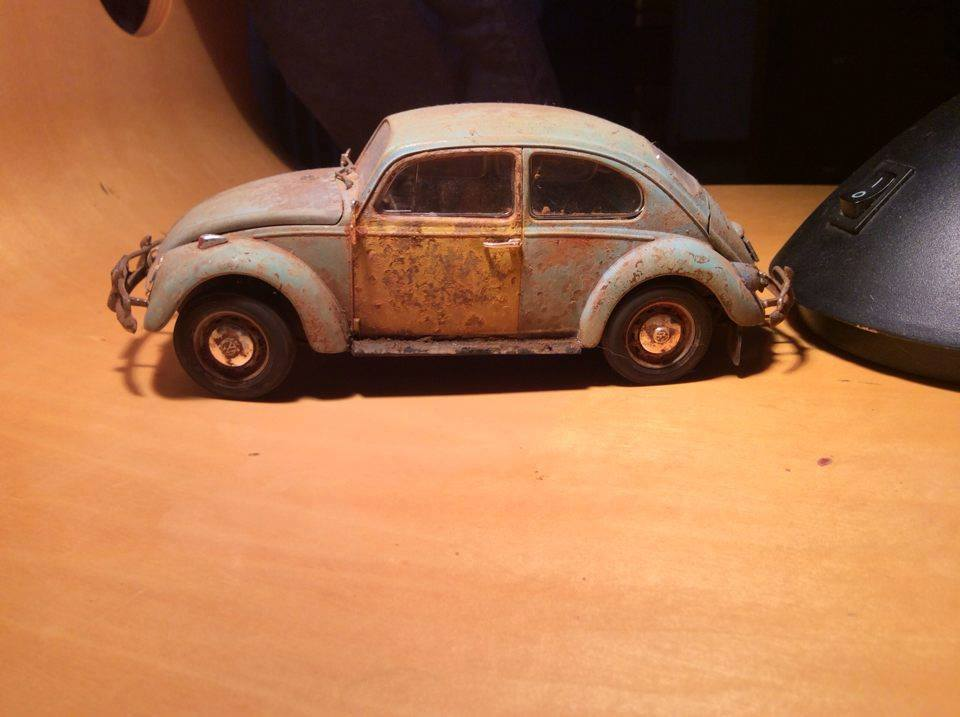 Rost Käfer von Andre Pereira
