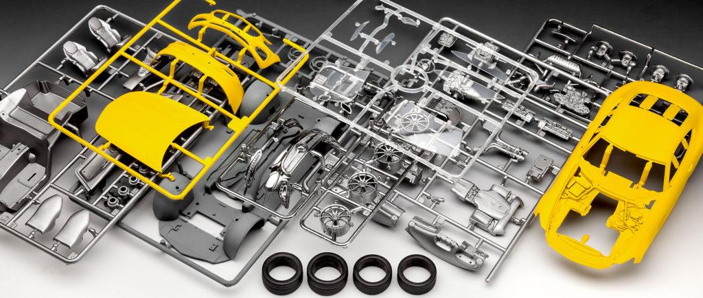 Mercedes-AMG GT Bausatz
