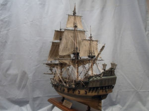 Revell Pirate Ship, © Chris Gliesch