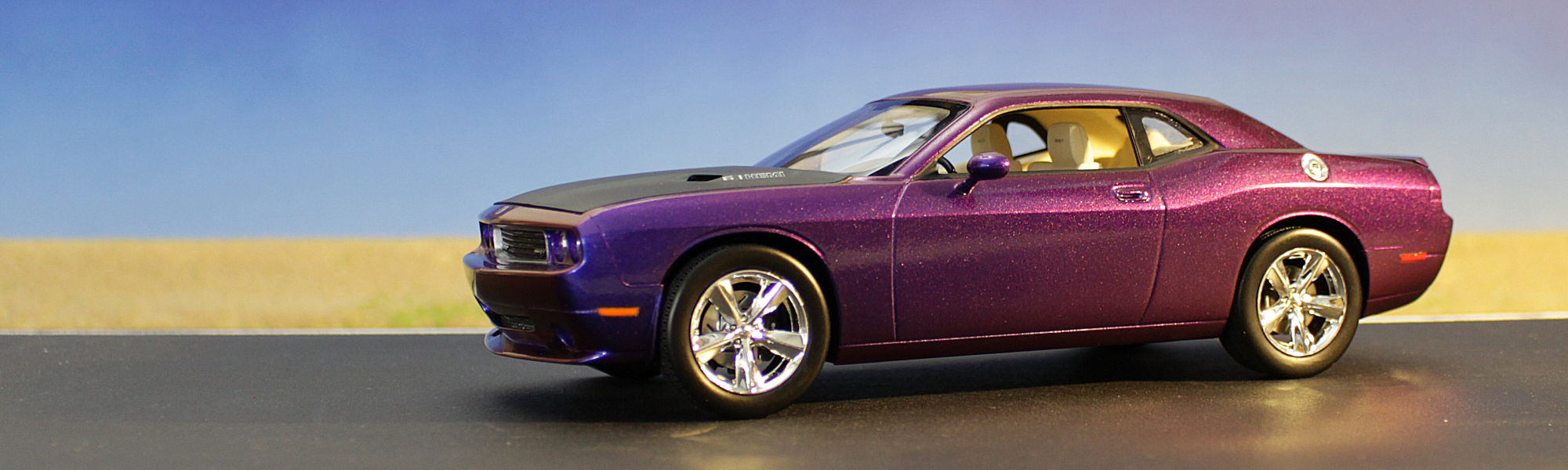 '09 Dodge Challenger SRT8