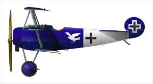 Fokker Dr.I, Western Front 1918