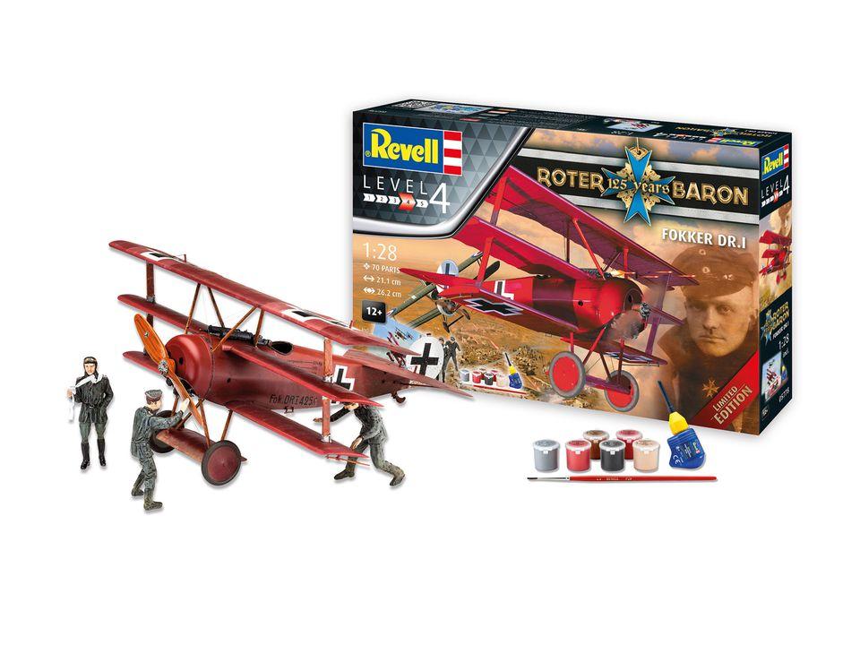 Roter Baron Red Baron Geschenkset
