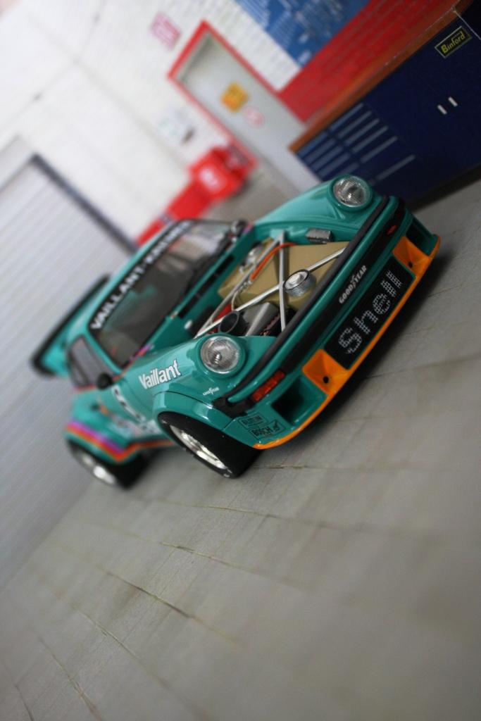 Porsche 934 RSR Vaillant