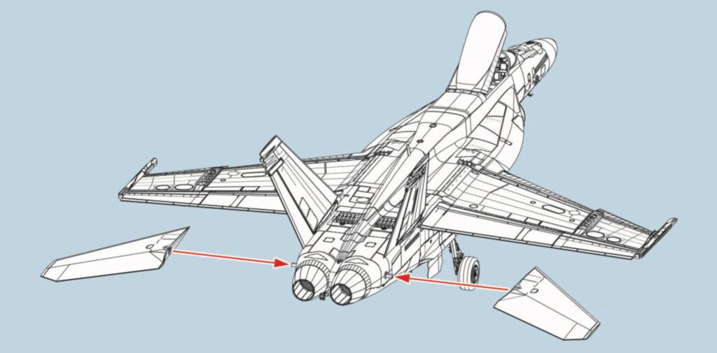 FA18-Super-Hornet-Bauanleitung
